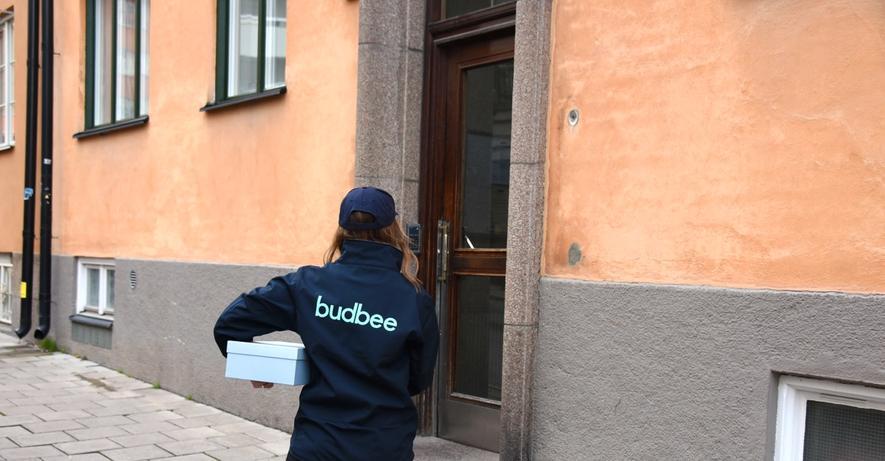 Budbee Kotiinkuljetus
