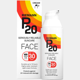Face Cream SPF 30 - 50 ml, aurinkosuojavoide