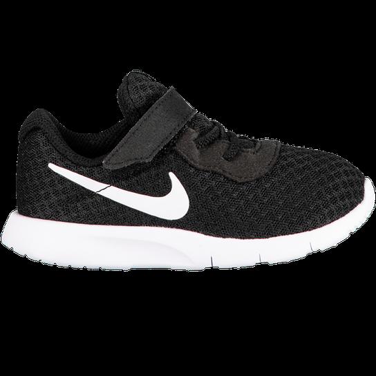 Nike Tanjun Tdv, Lasten vapaa ajan kengät Musta Lasten