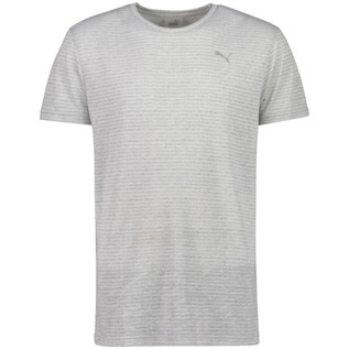 Drirelease Graphic Tee Light Gray Heather