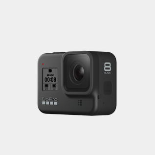 Hero8 Black + 32 Gt muistikortti, actionkamera