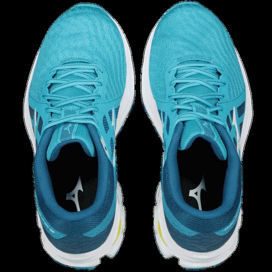 Mizuno Wave Kizuna, naisten juoksukengät Sininen Naisten