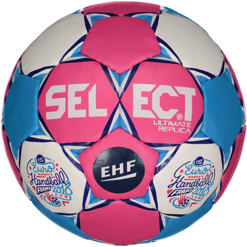 HB Ultimate Replica EC France 2018 pink/white/blue