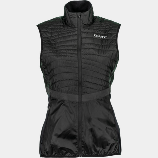 Urban Run Body Warmer, naisten liivi