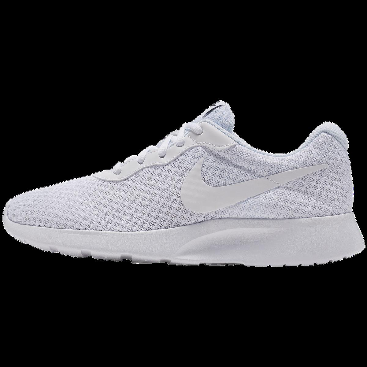 low priced c9bce e6c47 Nike Tanjun W White White-Black - Valkoinen - Naisten vapaa-ajan kengät    XXL