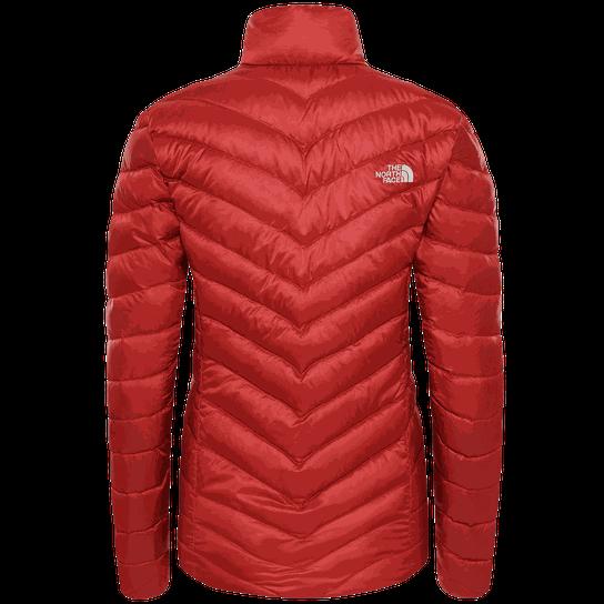 The North Face Trevail Naiset takki punainen
