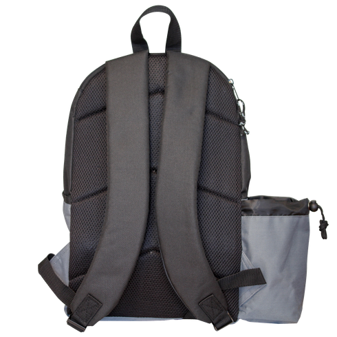 DISCOVERY BACKPACK Gray/black
