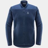 Haglöfs Thermal Mid Jacket, miesten fleecetakki Sininen