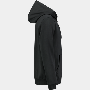 Ess Full Zip Hoodie Mns Puma Black/Cat