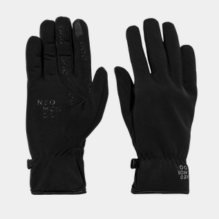 Allround Glove Usx Caviar Black