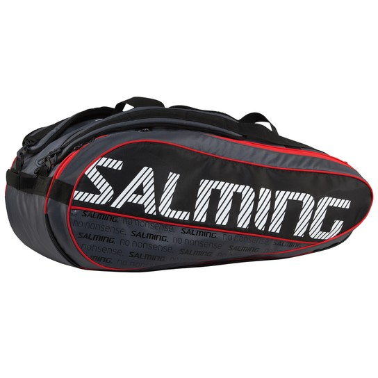 ProTour12R Racket Bag BLACK/RED