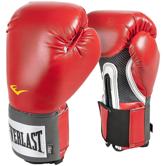 Pro Style Training Glove, Red RED