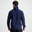 Apex Hood Jacket Mns Tarn Blue