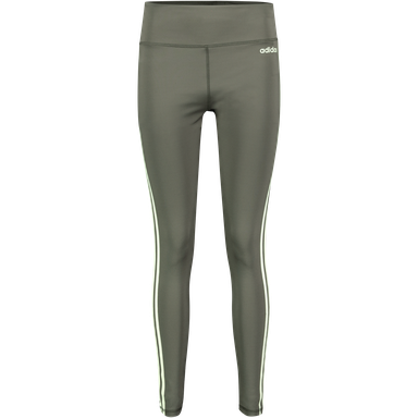 Designed To Move 3-Stripes High Rise Long Tight, naisten treenitrikoot