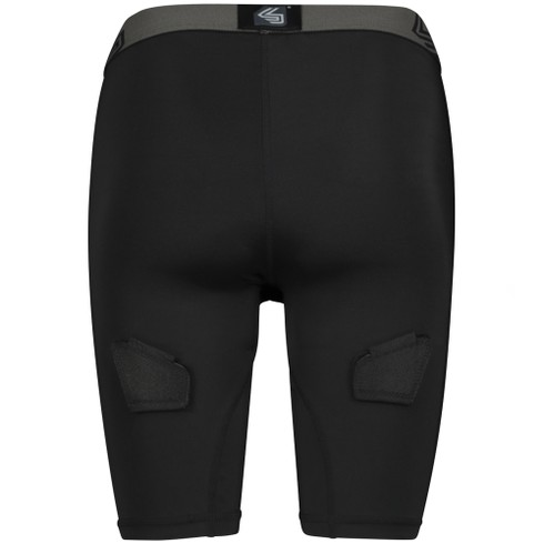 Womens Core Compression Hockey Short med Pelvic Protector, naisten alasuojashortsit